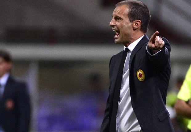 Allegri fordert nach Kakas Rückkehr zum AC Mailand noch Geduld