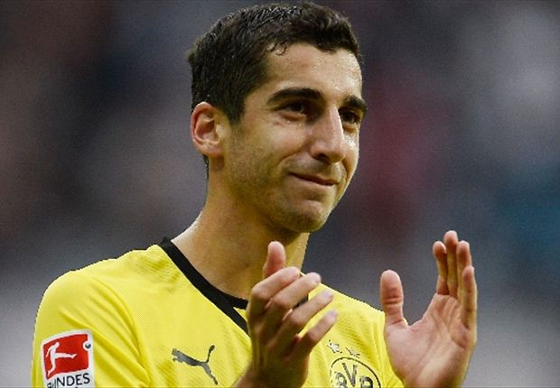 Mkhitaryan: Dortmund have to keep winning