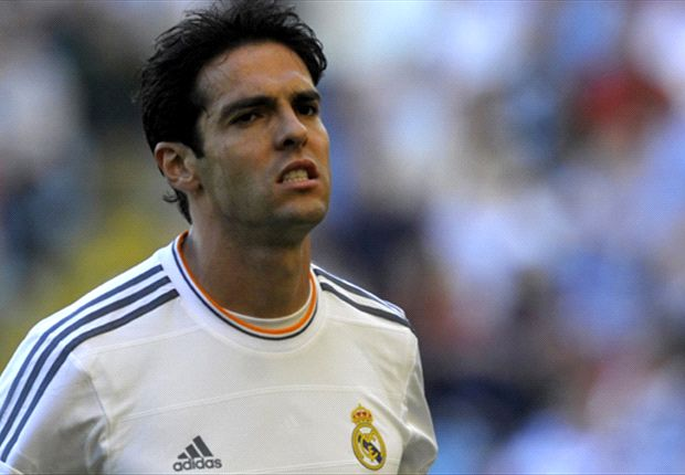 Kaka bids emotional farewell to Real Madrid