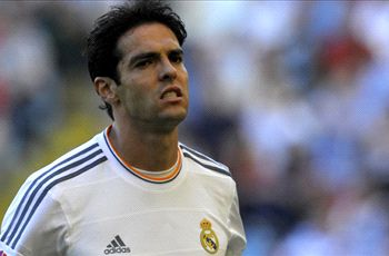 Kaka: Don't blame Mourinho for my Madrid form