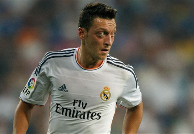 Ozil lacked strength to fight for a place, claims Zidane