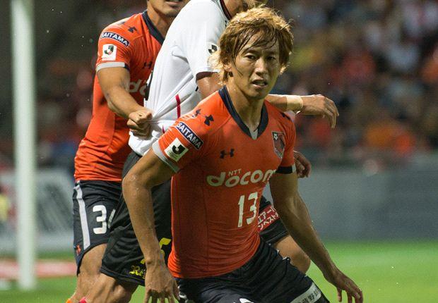 Daigo Watanabe membuat pemain Yokohama F Marinos merasa frustrasi
