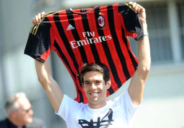 Milan favourite returned to the San Siro after a disappointing stay at Real Madrid