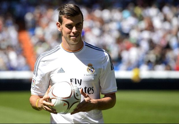 Real Madrid signed Gareth Bale breaking the transfer record
