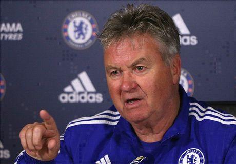 'Leicester heeft oogje op Hiddink'
