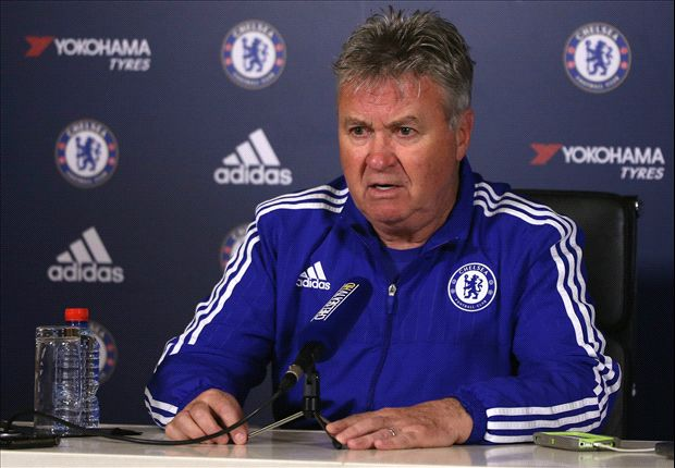 Hiddink: Tottenham players must learn to control themselves
