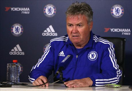 Hiddink: Spurs must control themselves