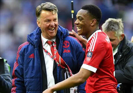 LVG 100: Van Gaal's hit-and-miss signings