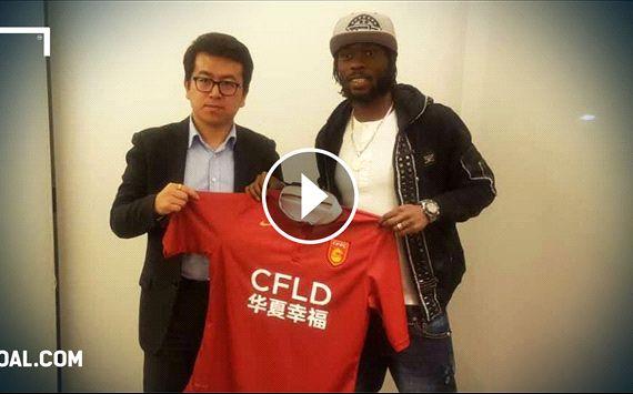 VIDEO - Gervinho, super goal con l'Hebei