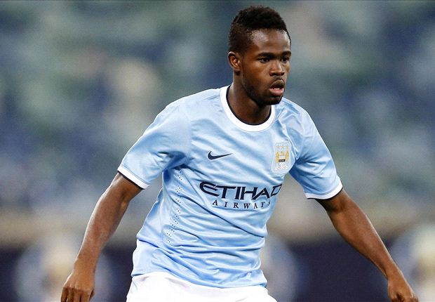 Manchester City youngster Razak loaned to Anzhi