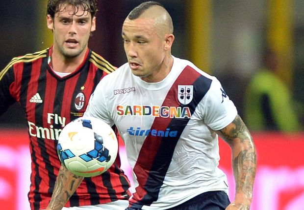Astori & Nainggolan going nowhere - Cagliari