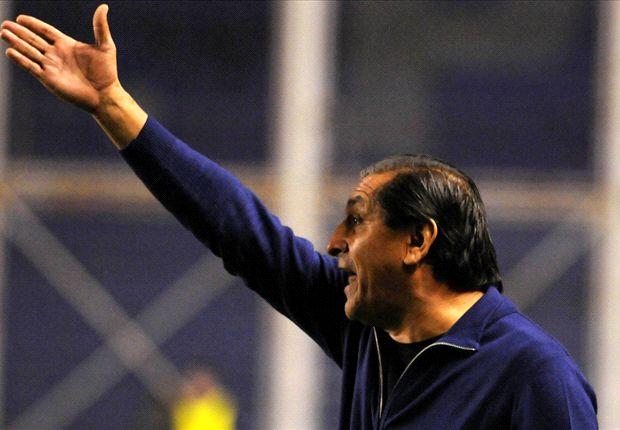 Ramón Díaz hizo su descargo en conferencia de prensa.