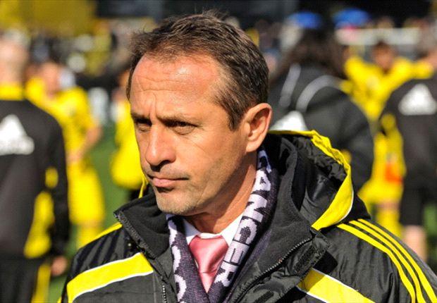 Columbus fires manager Robert Warzycha