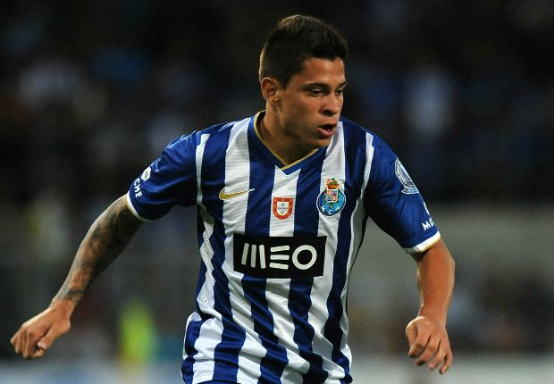 Verona sign Iturbe from Porto