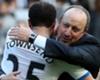 Benitez backs Townsend for Euros