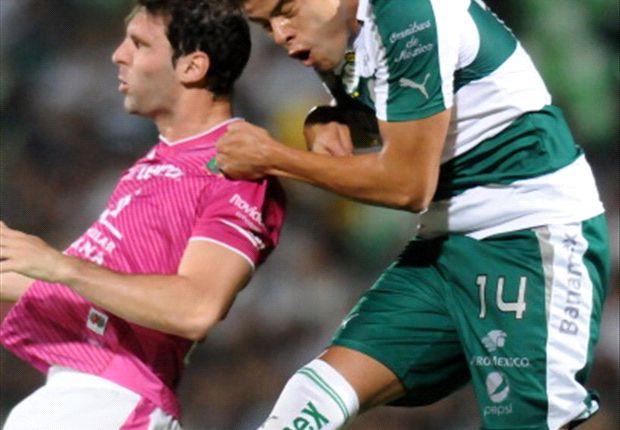 Nestor Araujo será bajá cuatro semanas