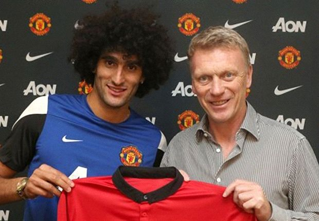 Fellaini war ein teuerer Last-Minute-Transfer