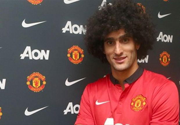 Manchester United are the biggest club in the world - Fellaini