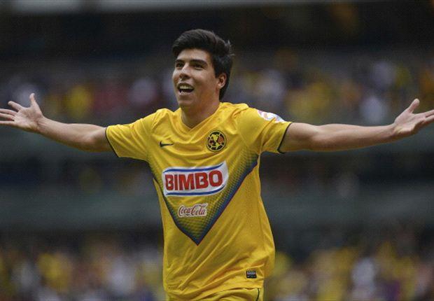 Club America goes top of Liga MX