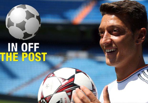 In Off The Post Podcast: Arsenal splurge on Mesut Ozil