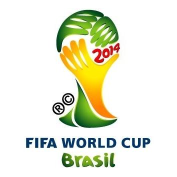 Las camisetas del Mundial