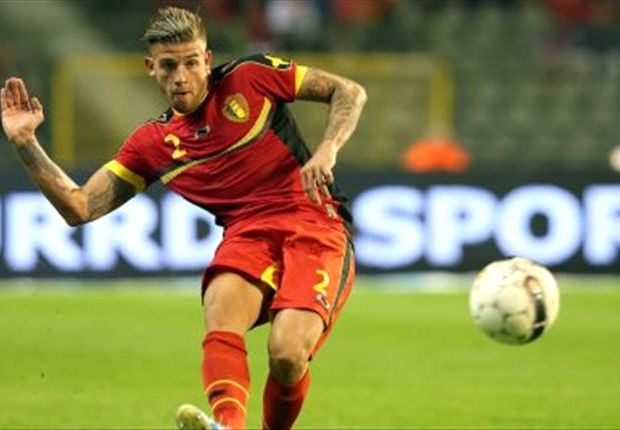 Courtois convinced me to join Atletico, says Alderweireld