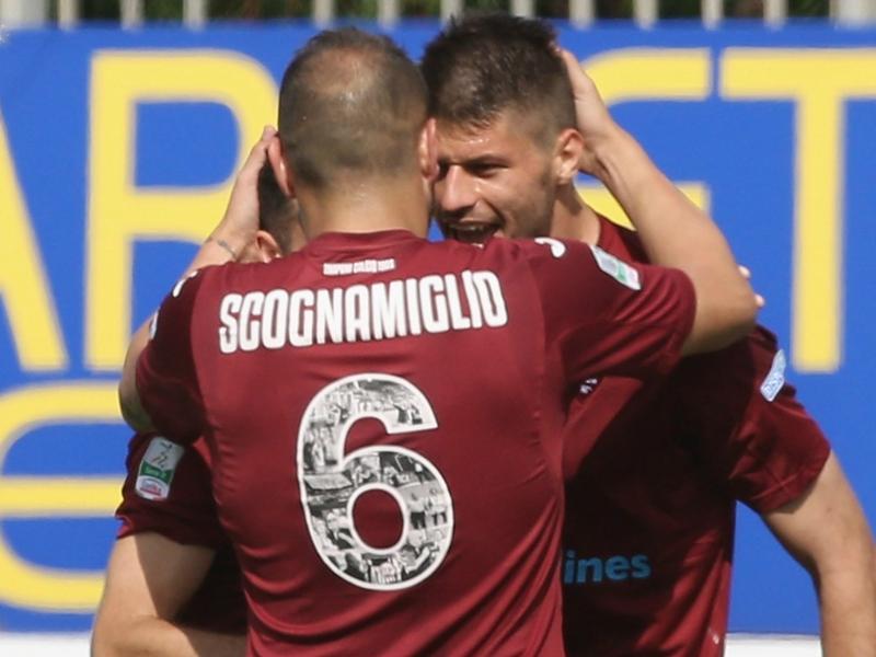 Spezia-Trapani 0-1: Coronado lancia i siciliani verso la finale