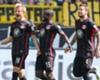 Eintracht Frankfurt 1-0 Borussia Dortmund: Aigner the hero again as BVB's challenge ends