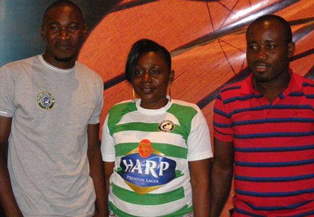 Goalkeeper Sunday Rotimi, Daba Fubara & Kennedy Chinwo
