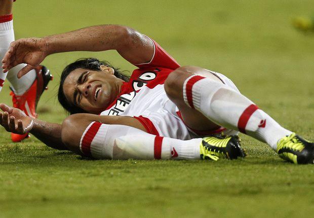 ¿De que se trata la lesión de Falcao?