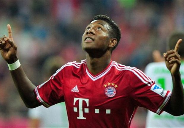 Alaba signs new Bayern deal