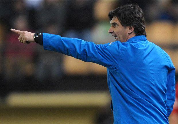 Osasuna sack coach Jose Luis Mendilibar
