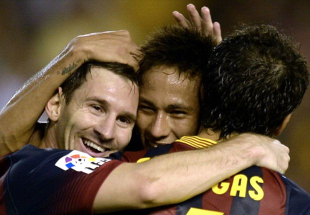 Ronaldo: Neymar will learn from Messi