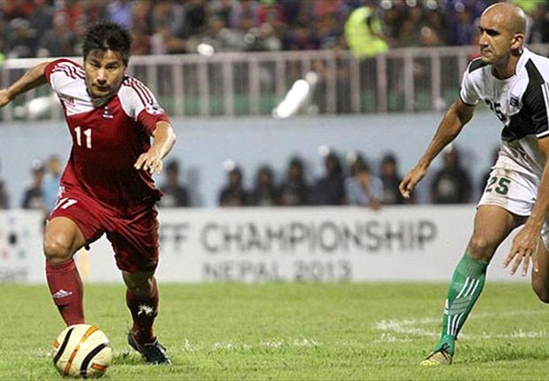 Nepal are clear favourites to qualify from the group