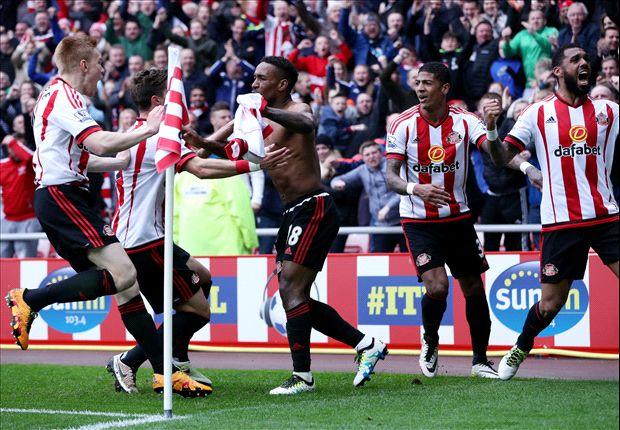 Sunderland 3-2 Chelsea: Defoe & Co. stun Blues as Terry sent off
