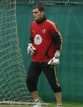Iker Casillas - Spain (Goal.com)