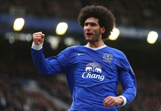 Moyes backs Fellaini to be a 'big player' for Manchester United