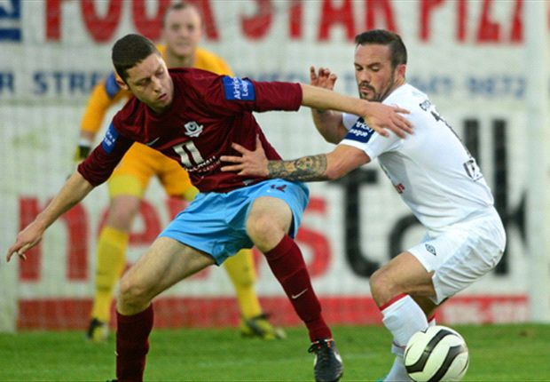Drogheda United 1-1 Sligo Rovers - Bit o' Red come from behind to draw with Drogs