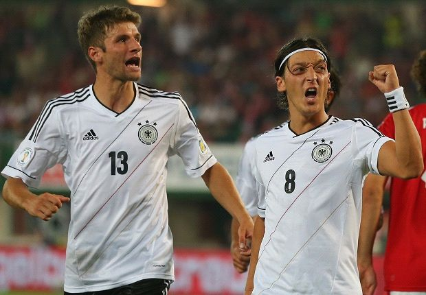 Muller: Madrid should not have sold Ozil