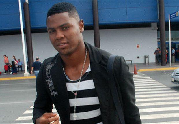 Llegó a Monterrey el ecuatoriano Marlon de Jesús Pabón
