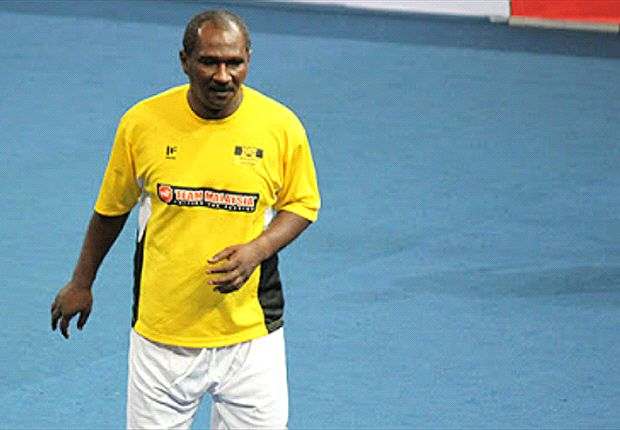 Zainal Abidin is happy with the determination shown by his players
