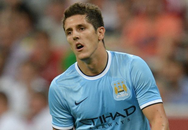 Manchester City dismiss Jovetic enquiries from Juventus, AC Milan & Inter