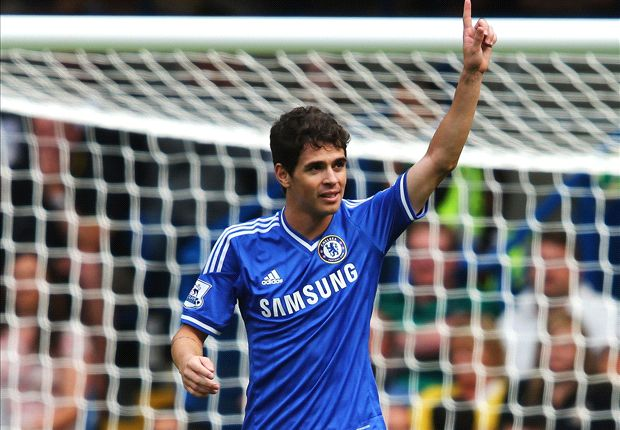 Oscar ready for 'big year' with Chelsea