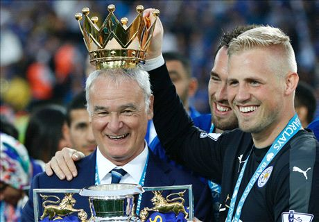 Ranieri: Leicester's priority to survive