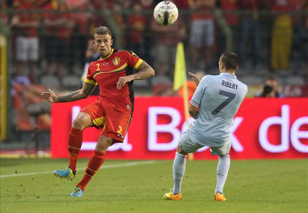 Alderweireld reveals Liverpool snub