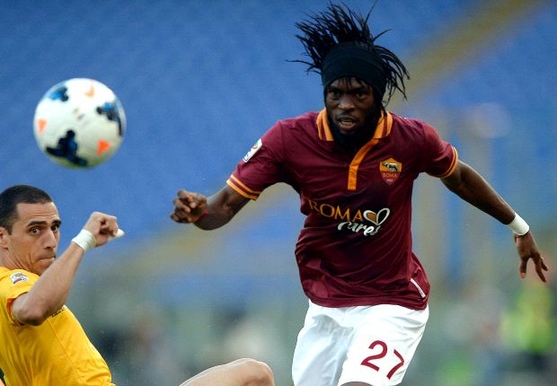Serie A Team of the Week: Double delight for Gervinho