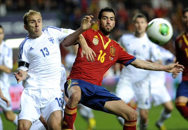 Finland - Spain Preview: Benched Casillas still Spain No.1