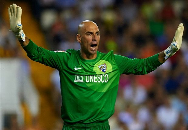 Caballero: Pellegrini wanted me to follow him to Manchester City