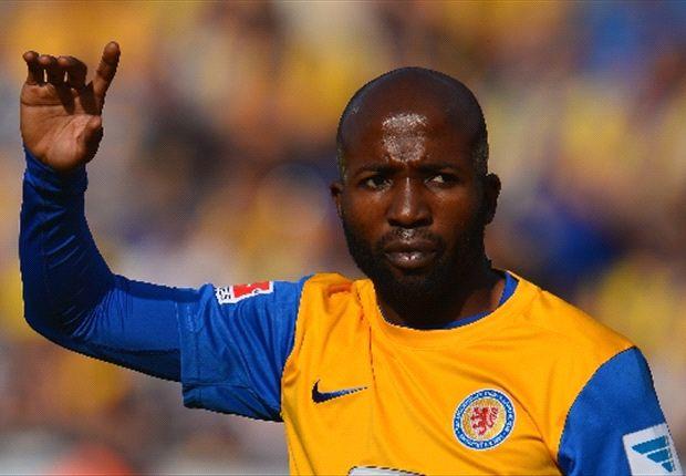 Dominick Kumbela glaubt an seine Eintracht