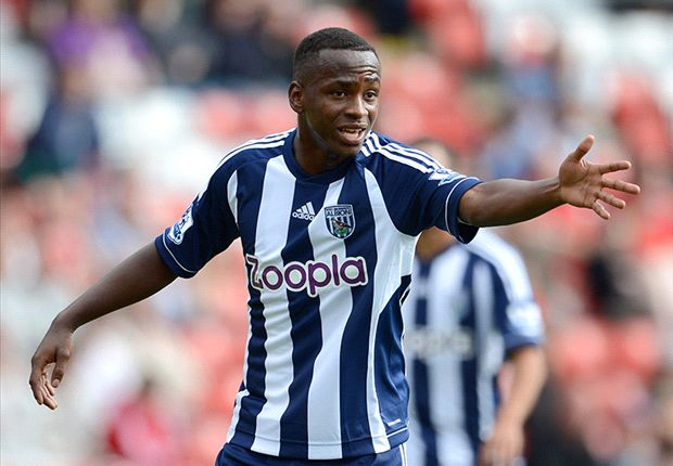 West Brom youngster Berahino not available for loan, says Clarke